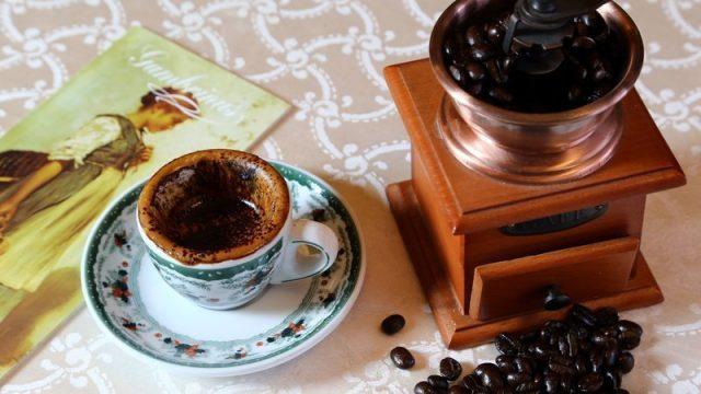 قهوه ناپلی ناپل