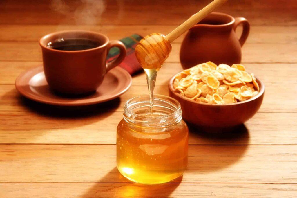 miele caffè