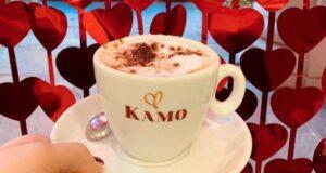 Caffè Kamo per San Valentino