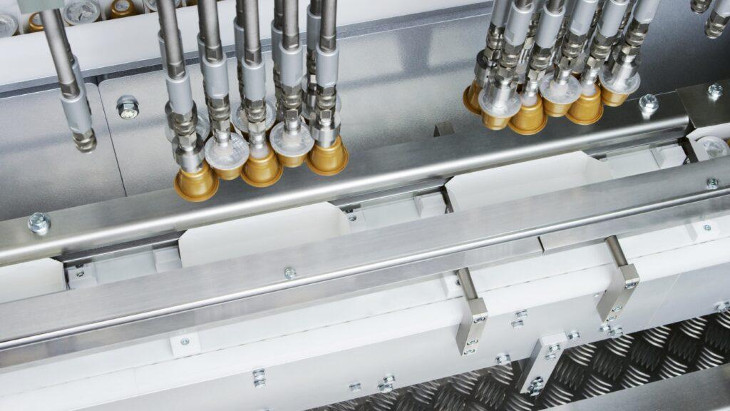 IMA: macchina astucciatrice per le capsule Nespresso compatibili