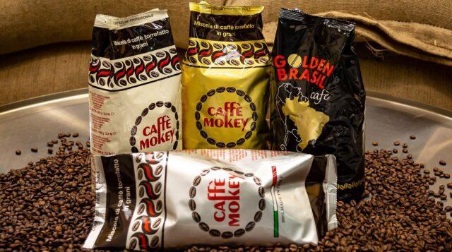 caffè mokey