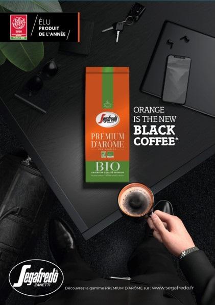Segafredo Zanetti premio in Francia per il caffè Bio