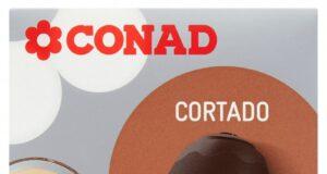 Conad Cortado: la confezione da 16 capsule compatibili Nescafé Dolce Gusto