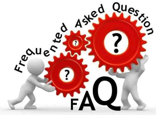 سوالات متداول را لمس کنید