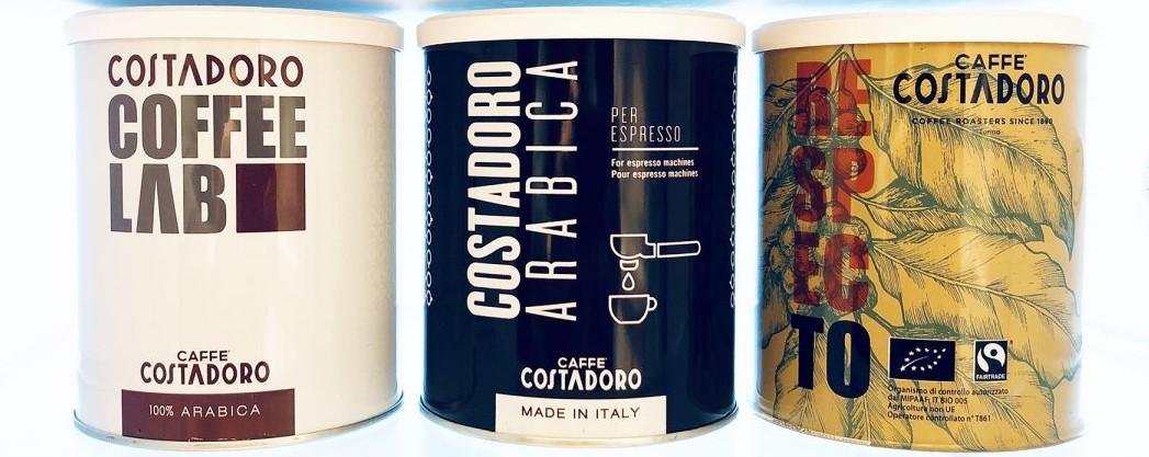 costadoro conservare caffè