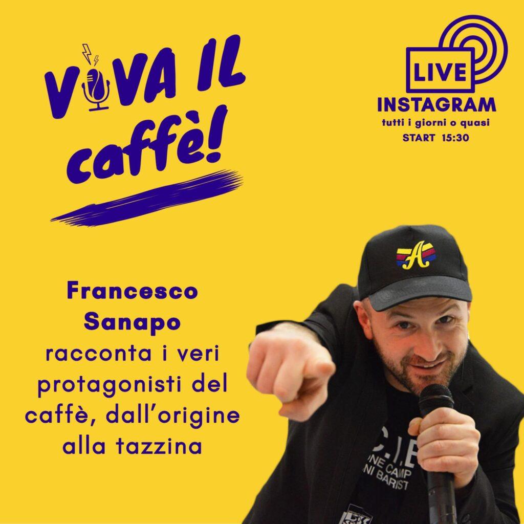 francesco sanapo instagram