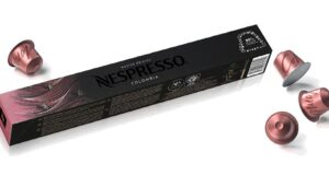 Nespresso alluminio riciclato