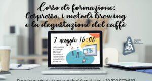 Corsi online su espresso e breving