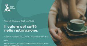 Facebook sca Italy il valore del caffè nella ristorazione