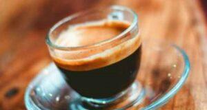 caffè senza zucchero ottimismo