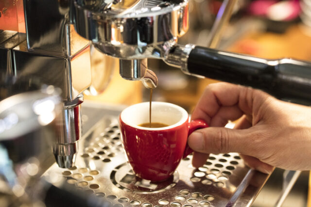 iri mercato macchine caffè