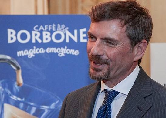Caffè Borbone Massimo Renda