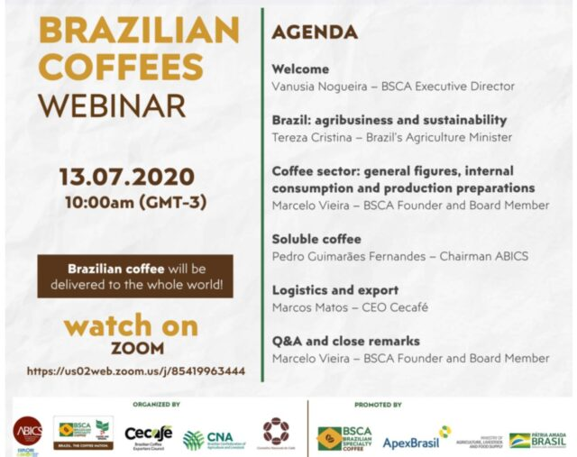 brazilian coffee webinar
