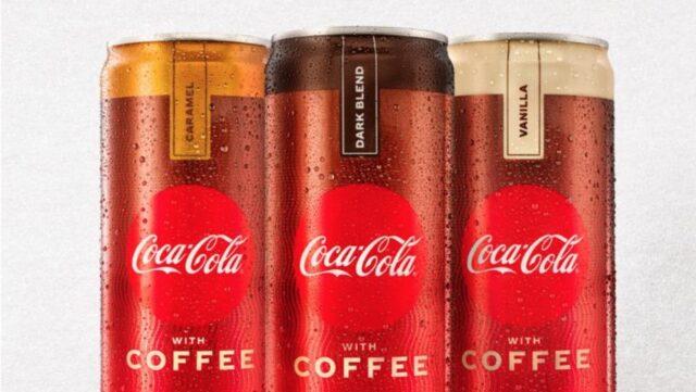 Coca-Cola con caffè