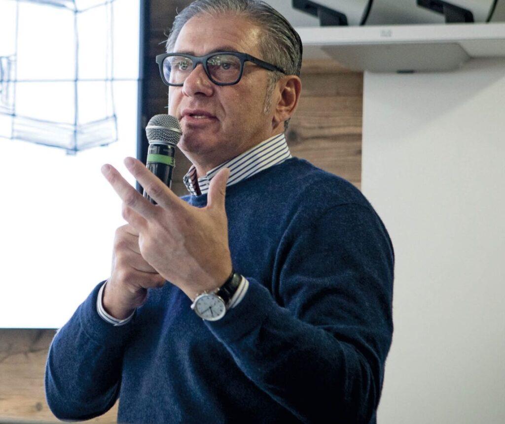 Guido Bernardinelli Ceo La Marzocco