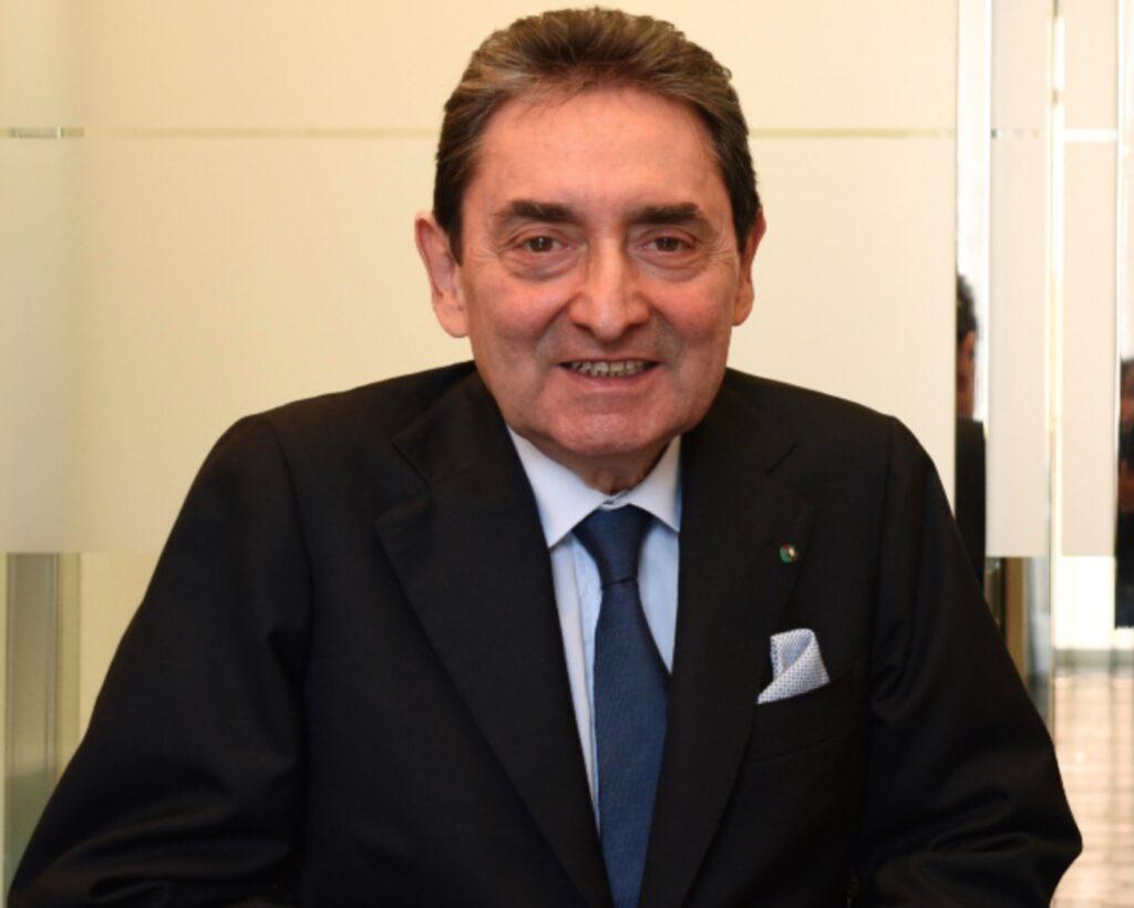 Michele Rubino l'ingegnere del caffè
