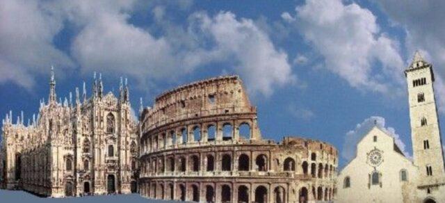 turismo in Italia Città d'arte