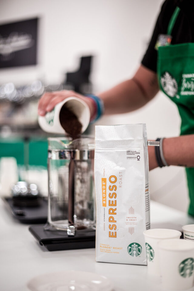Starbucks coffee international coffee day
