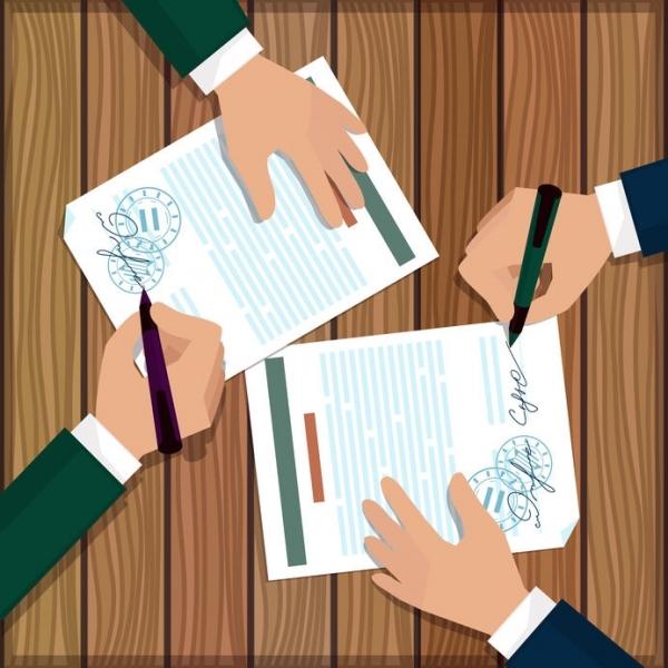 Contratti d'affitto firma