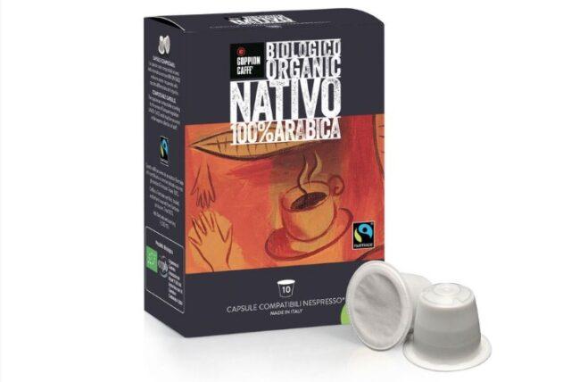 Capsule caffè Nativo Goppion 2