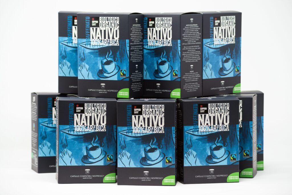 Capsule caffè nativo Goppion 1
