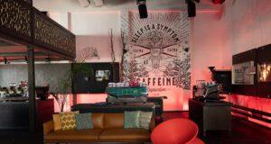Faema Flagship store Art&Caffeine