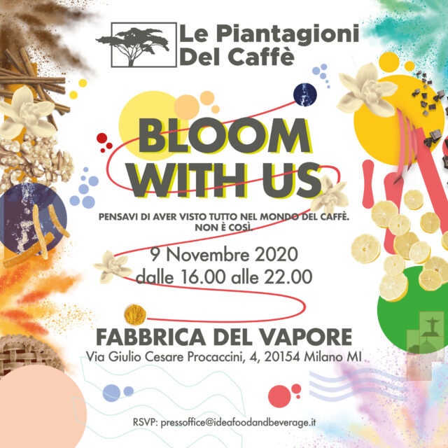 bloom with us
