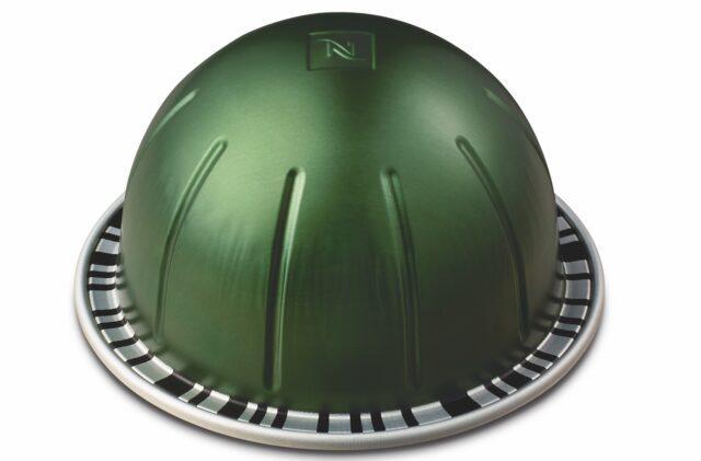 La nuova capsula Nespresso Vertuo