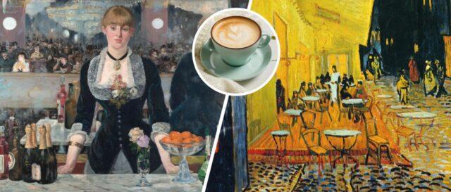 caffè e arte