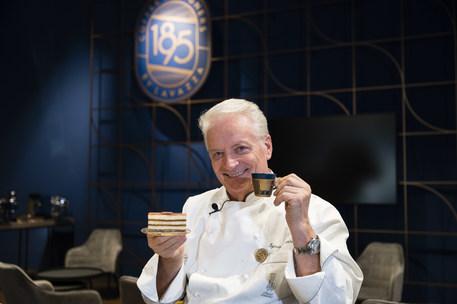 iginio massari specialty blend Cocoa Rebel Lavazza 1895
