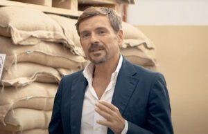 Massimo Renda caffè borbone