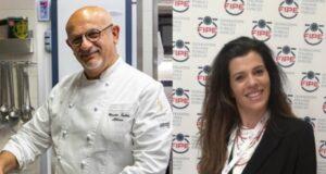 Clauidio Sadler e Laura Barbieri