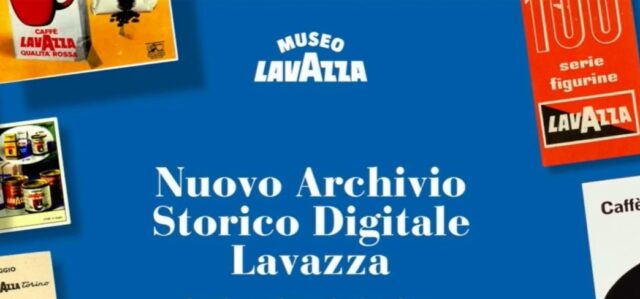 archivio digitale lavazza