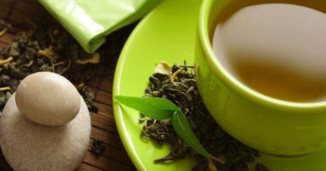 catechine tè verde proteina p53