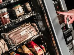 distribuzione automatica vending