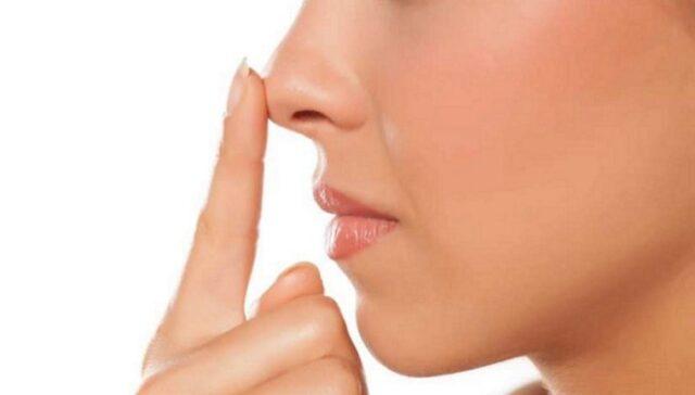 annusare olfatto sniff test