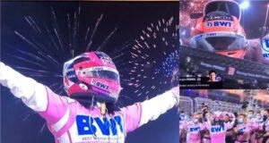vittoria Peres scuderia BWT