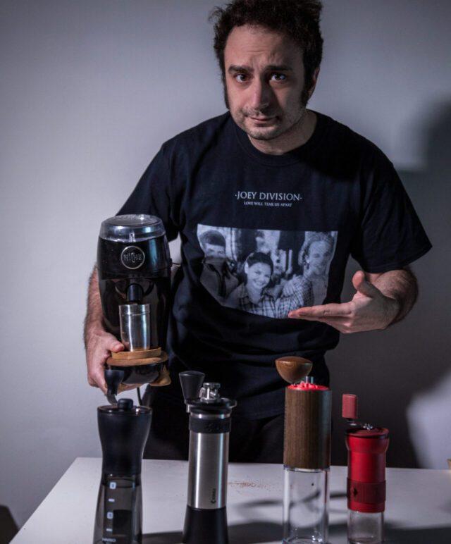 macinacaffè coffeeandlucas