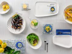 Alcuni prodotti in porcellana Aluxina®