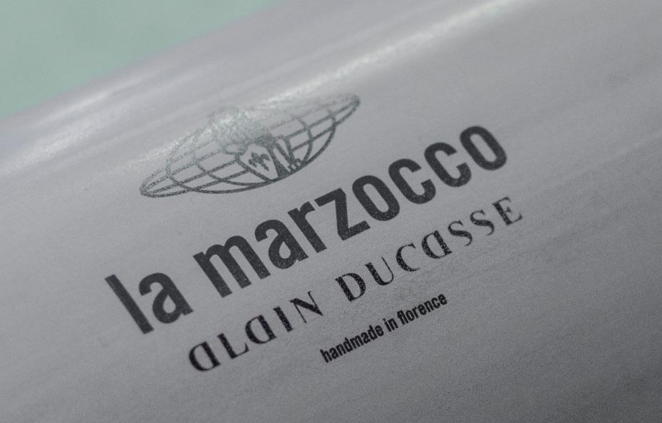 La Marzocco Alain Ducasse
