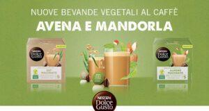 Nescafé dolce gusto vegano