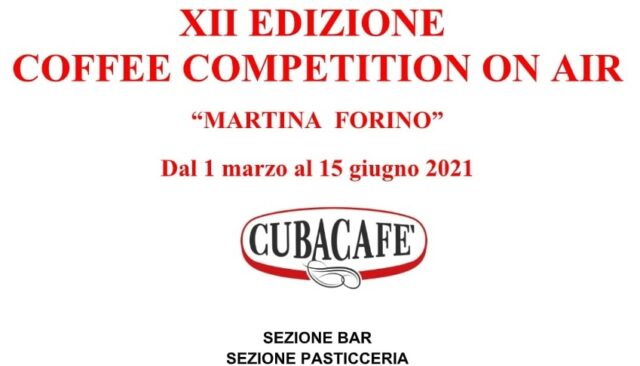 coffee competition xii