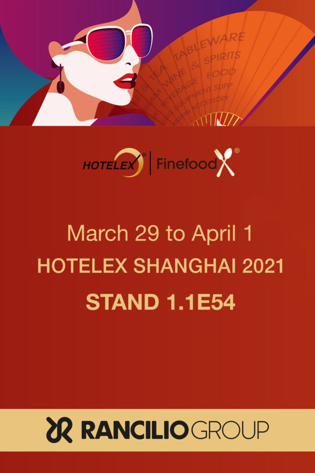 hotelex شانگهای 2021 گروه رانسیلیو