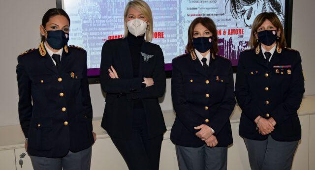 fipe donne polizia di stato