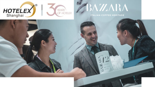 Bazzara در Hotelex 2021