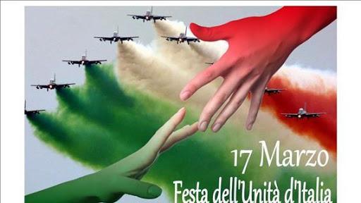 Festa Unità d'Italia espresso