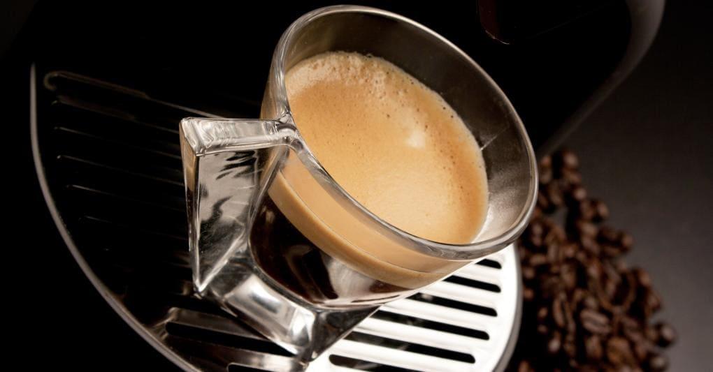 macchina del caffè italiano espresso ipsos prodotti premium