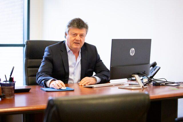 Ivan Padelli presidente Gimoka Group