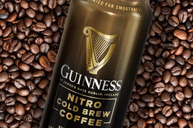 قهوه سرد گینس نیترو