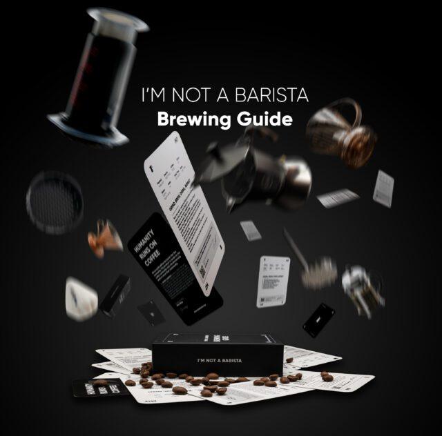 من باریستا نیستم